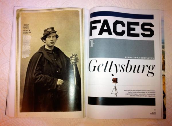 Faces of Gettysburg